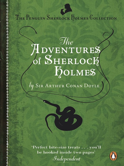Title details for The Adventures of Sherlock Holmes by Arthur Conan Doyle - Available