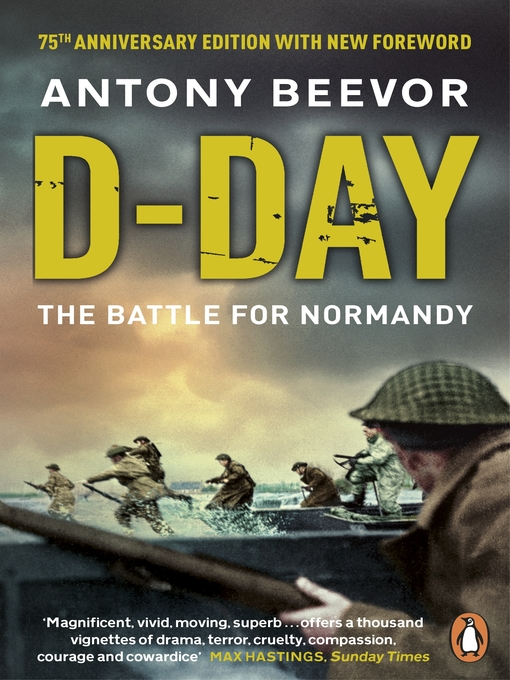 Title details for D-Day by Antony Beevor - Available