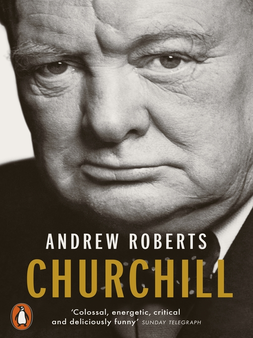 Title details for Churchill by Andrew Roberts - Wait list