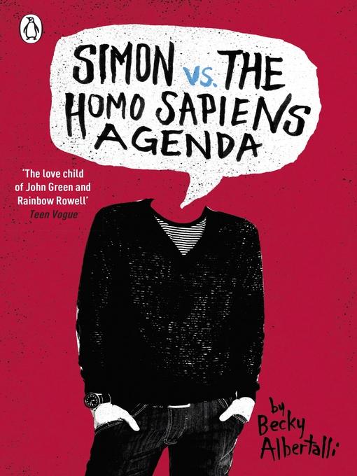 Title details for Simon vs. the Homo Sapiens Agenda by Becky Albertalli - Available