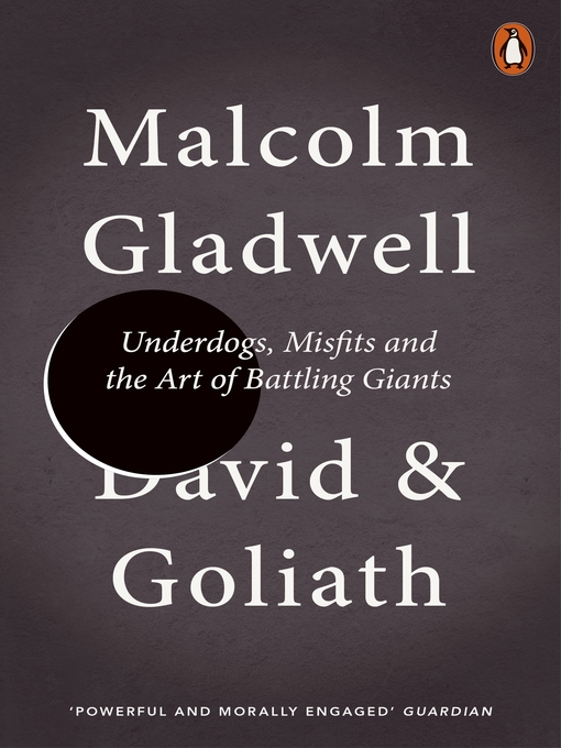 Title details for David and Goliath by Malcolm Gladwell - Available