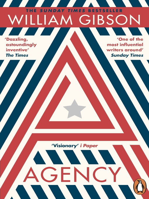Title details for Agency by William Gibson - Wait list
