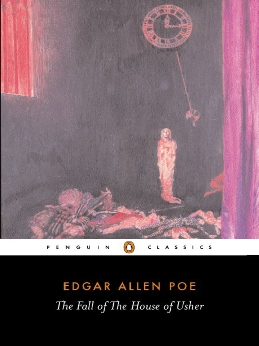 imagery and horror in edgar allan poes the fall of the house of usher Gothicism in the fall of the house of usher poe's horror fiction prepares the fall of the house of usher written by edgar allan poe in l839 is regarded as.