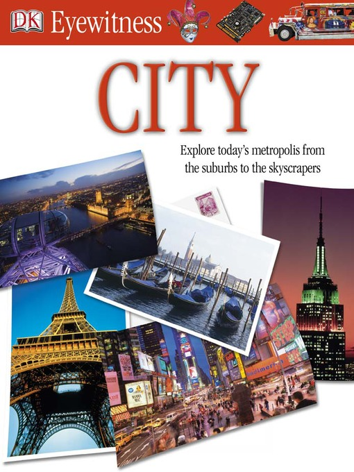 Title details for City by Philip Steele - Available