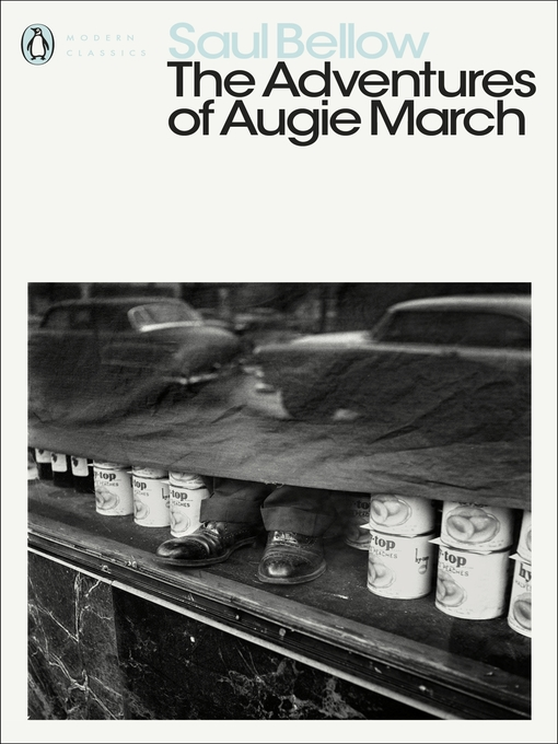Cover of The Adventures of Augie March