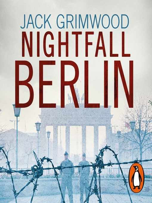 Title details for Nightfall Berlin by Jack Grimwood - Wait list