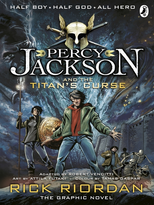 Title details for Percy Jackson and the Titan's Curse by Rick Riordan - Available
