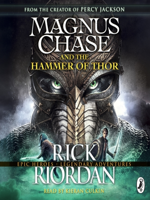 Title details for Magnus Chase and the Hammer of Thor by Rick Riordan - Wait list