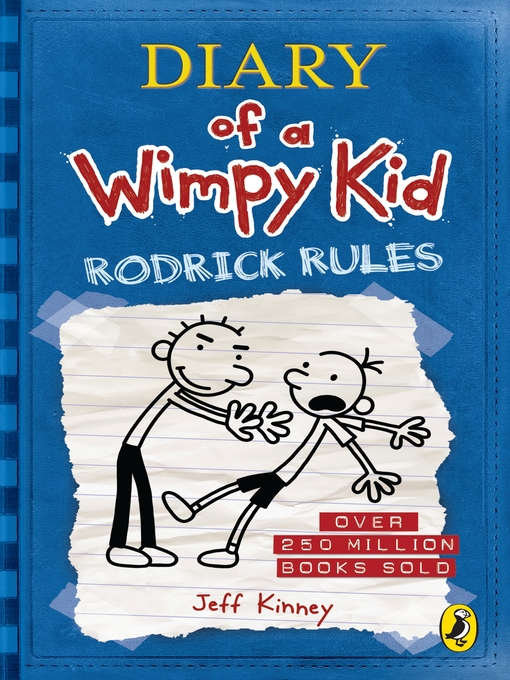 Title details for Rodrick Rules by Jeff Kinney - Available