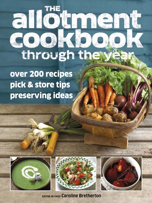 Title details for Allotment Cookbook Through the Year by DK - Available
