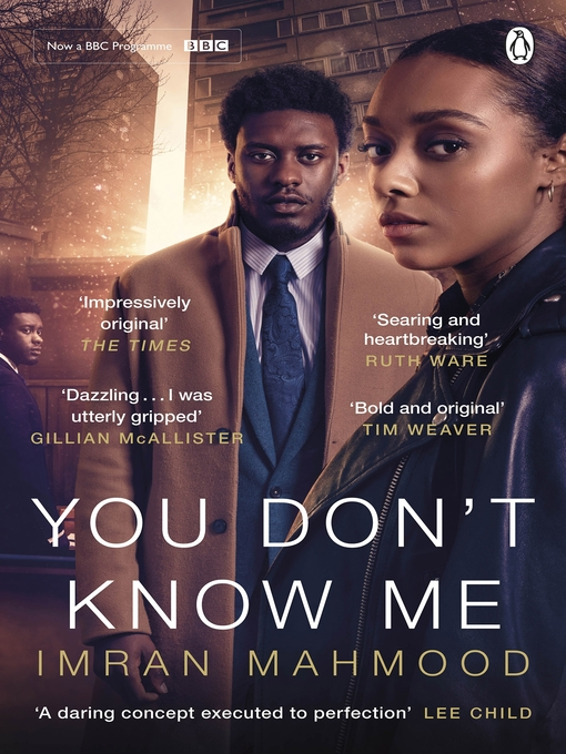 Title details for You Don't Know Me by Imran Mahmood - Wait list