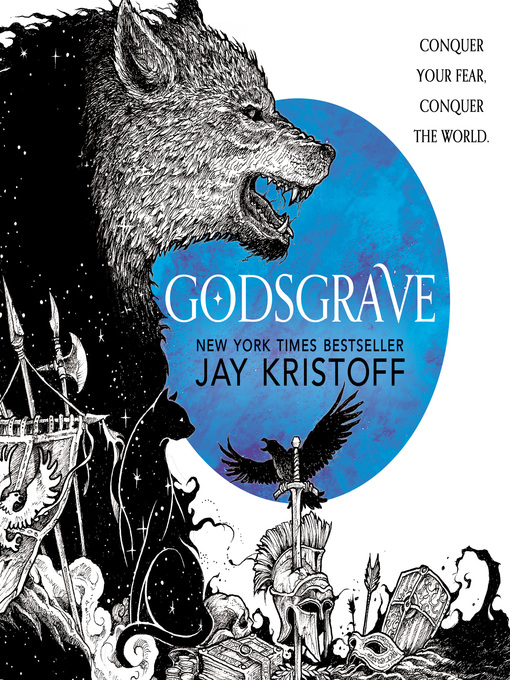 Title details for Godsgrave by Jay Kristoff - Available