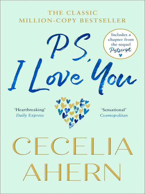 Title details for PS, I Love You by Cecelia Ahern - Wait list