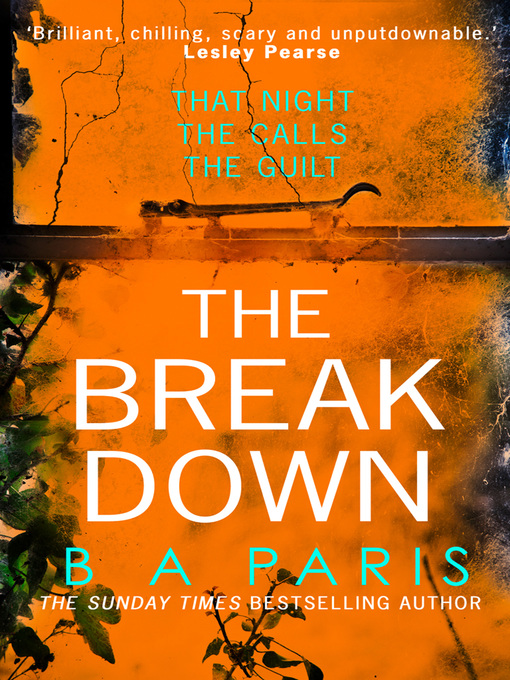 Title details for The Breakdown by B A Paris - Available