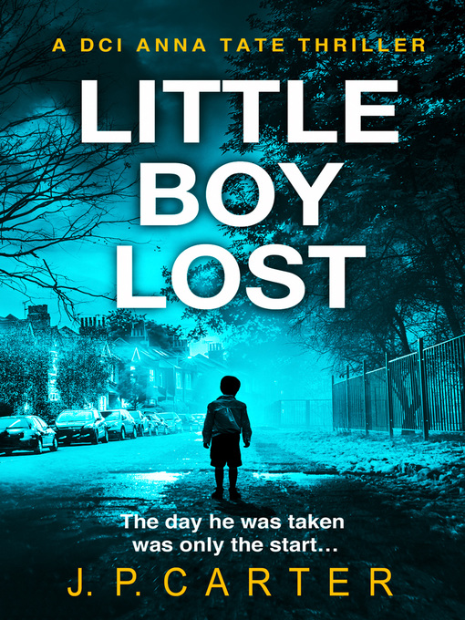Title details for Little Boy Lost by J. P. Carter - Available