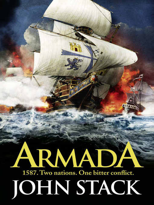 Title details for Armada by John Stack - Wait list