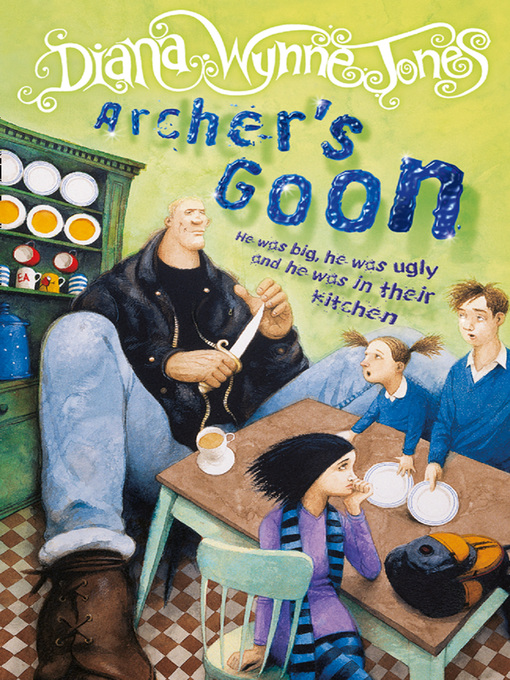 Cover of Archer's Goon