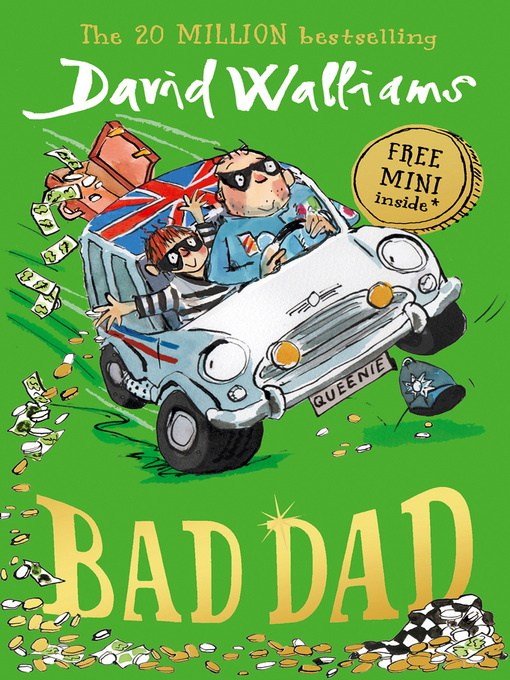 Title details for Bad Dad by David Walliams - Wait list