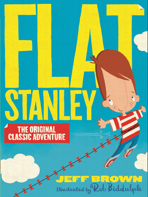 Title details for Flat Stanley by Jeff Brown - Available