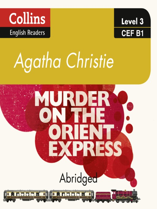 תמונה של  Murder on the Orient Express