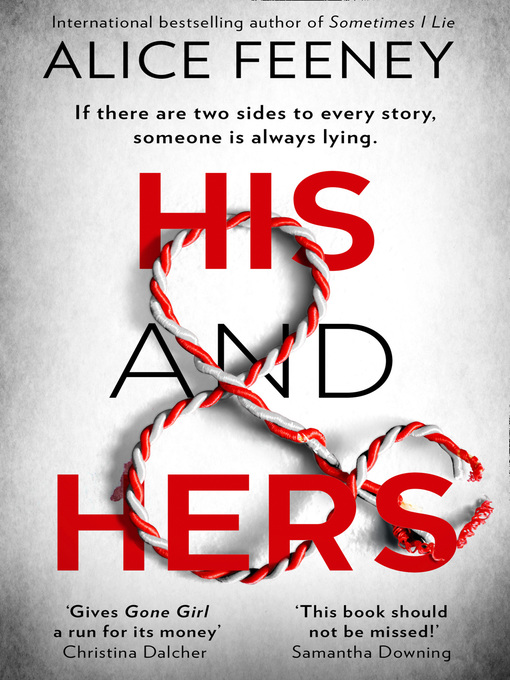 Title details for His and Hers by Alice Feeney - Available