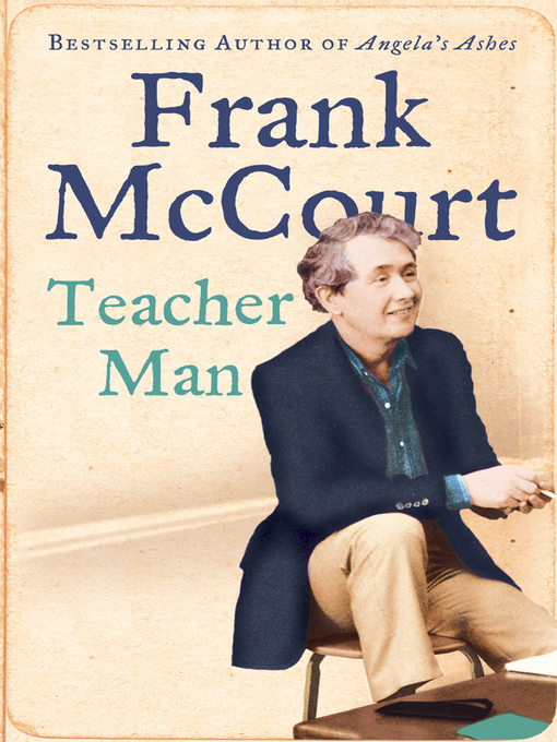 Cover of Teacher Man