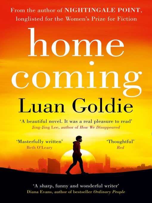 Title details for Homecoming by Luan Goldie - Wait list