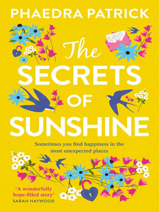 Title details for The Secrets of Sunshine by Phaedra Patrick - Wait list