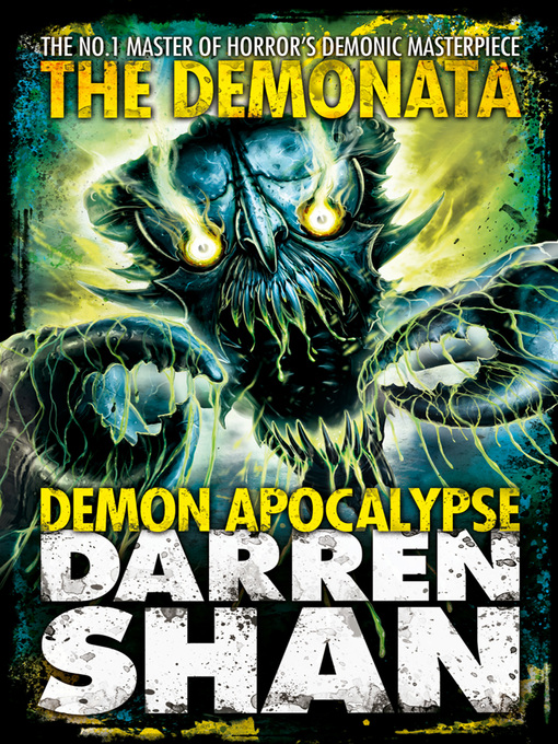 Cover of Demon Apocalypse
