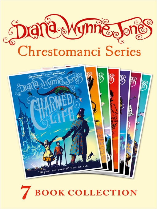Title details for The Chrestomanci Series by Diana Wynne Jones - Wait list