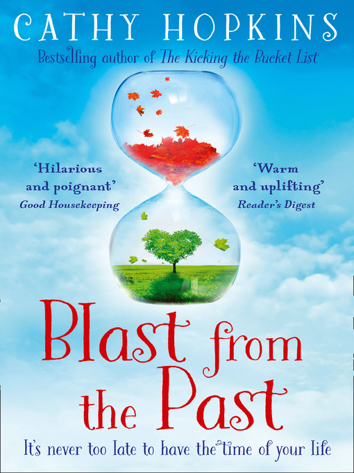 Title details for Blast from the Past by Cathy Hopkins - Available