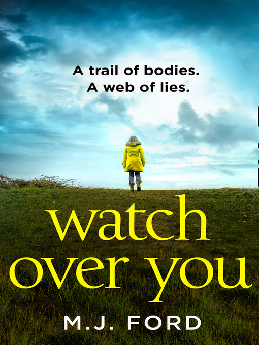 Title details for Watch Over You by M.J. Ford - Wait list