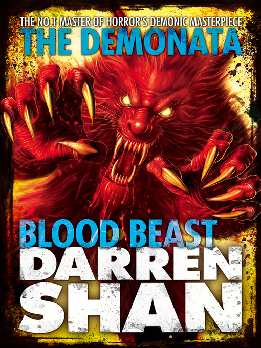 Cover of Blood Beast