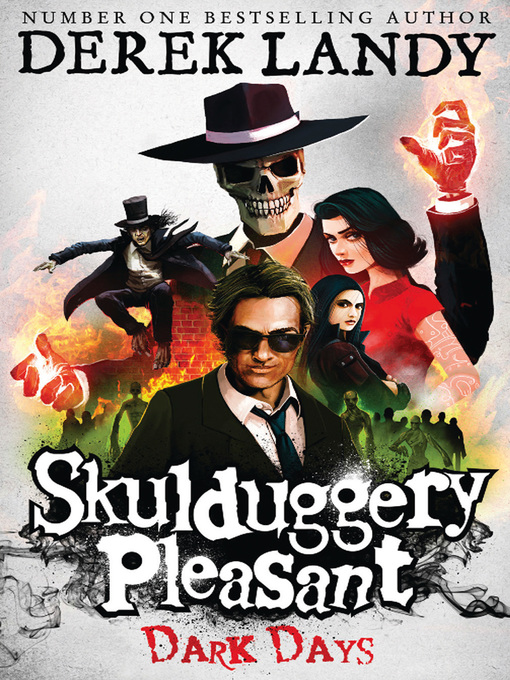 Dark Days Skulduggery Pleasant Series, Book 4