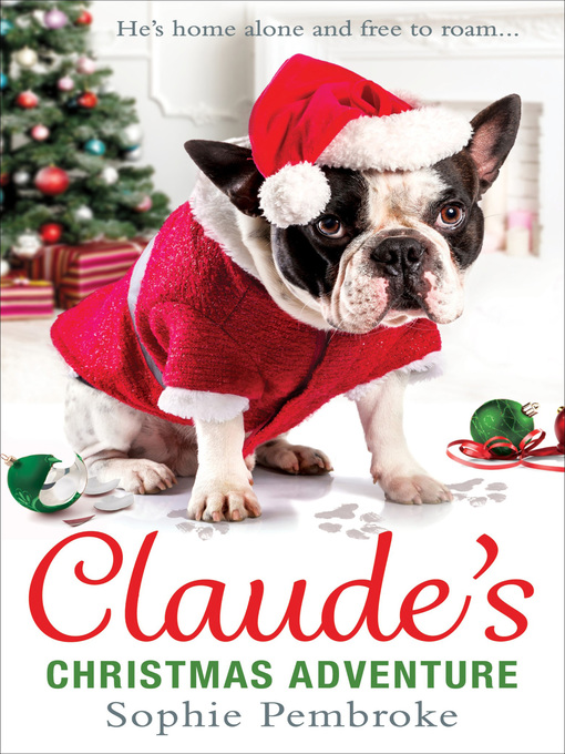Cover of Claude's Christmas Adventure