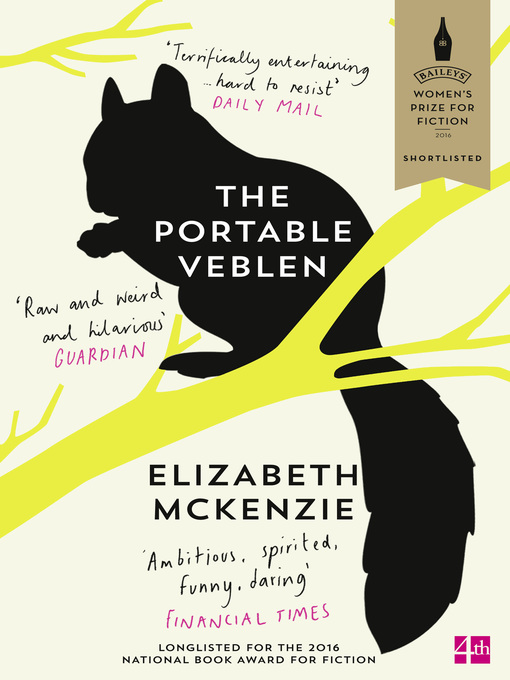 Title details for The Portable Veblen by Elizabeth Mckenzie - Available