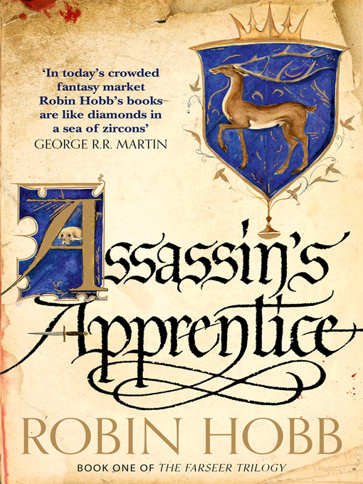 Title details for Assassin's Apprentice by Robin Hobb - Wait list