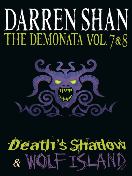 Cover of The Demonata, Volume 7 and 8