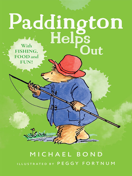 Title details for Paddington Helps Out by Michael Bond - Available