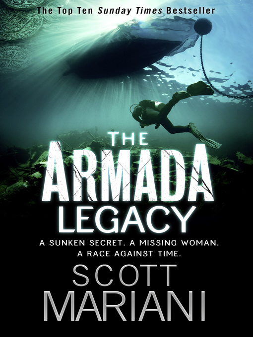 Title details for The Armada Legacy by Scott Mariani - Available