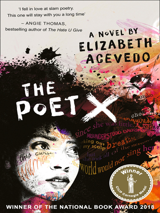 Title details for The Poet X by Elizabeth Acevedo - Wait list