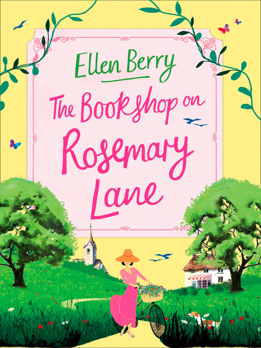 Title details for The Bookshop on Rosemary Lane by Ellen Berry - Wait list