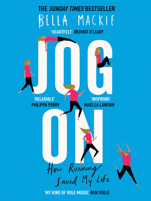 Title details for Jog On by Bella Mackie - Available