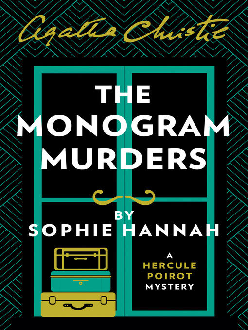Title details for The Monogram Murders by Sophie Hannah - Available