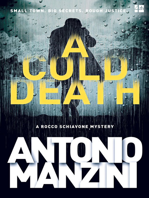 Title details for A Cold Death by Antonio Manzini - Available