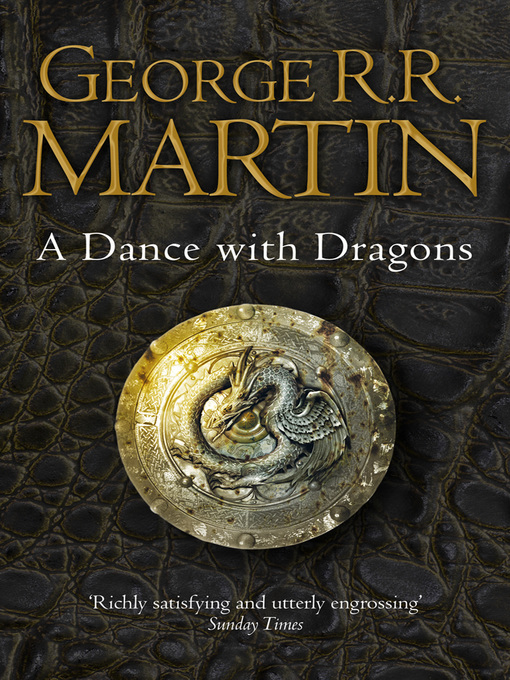 Title details for A Dance with Dragons by George R.R. Martin - Wait list