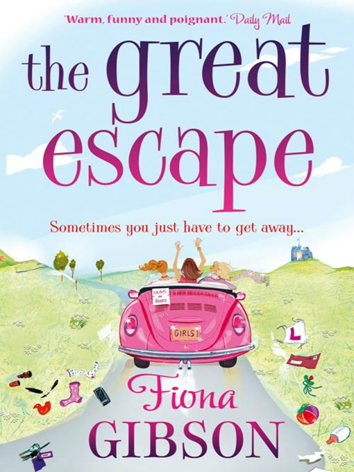 Title details for The Great Escape by Fiona Gibson - Available