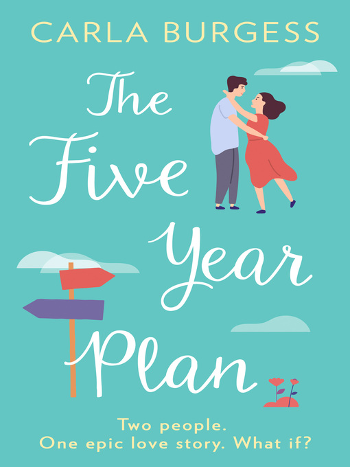Title details for The Five-Year Plan by Carla Burgess - Wait list