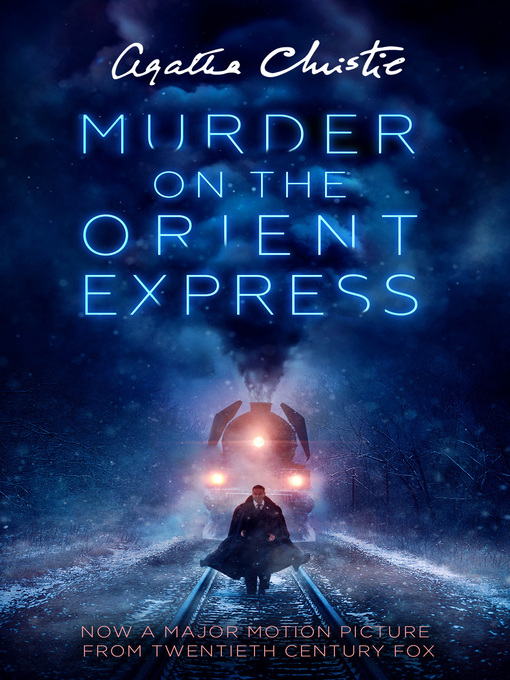 Title details for Murder on the Orient Express by Agatha Christie - Available