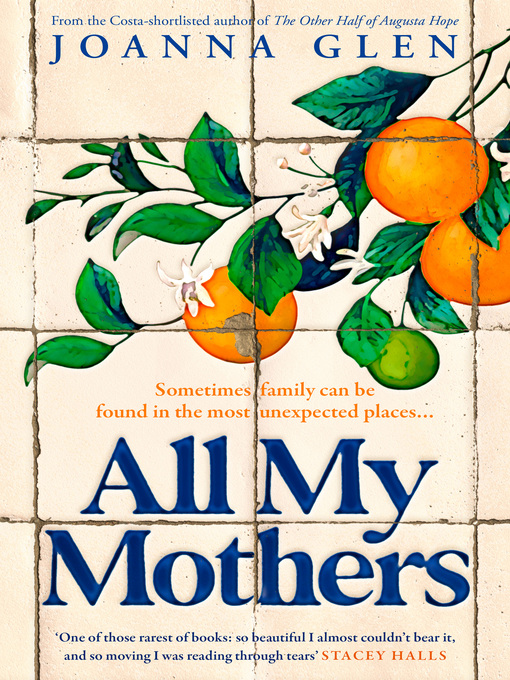 Title details for All My Mothers by Joanna Glen - Wait list